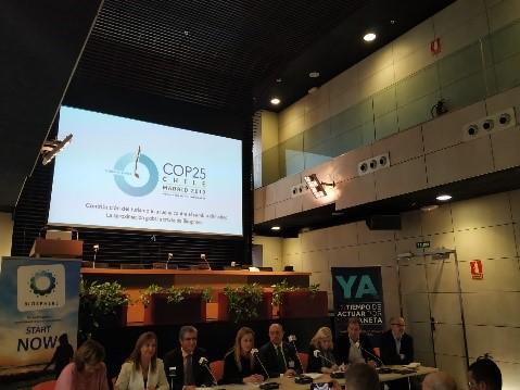 habitat futura COP25